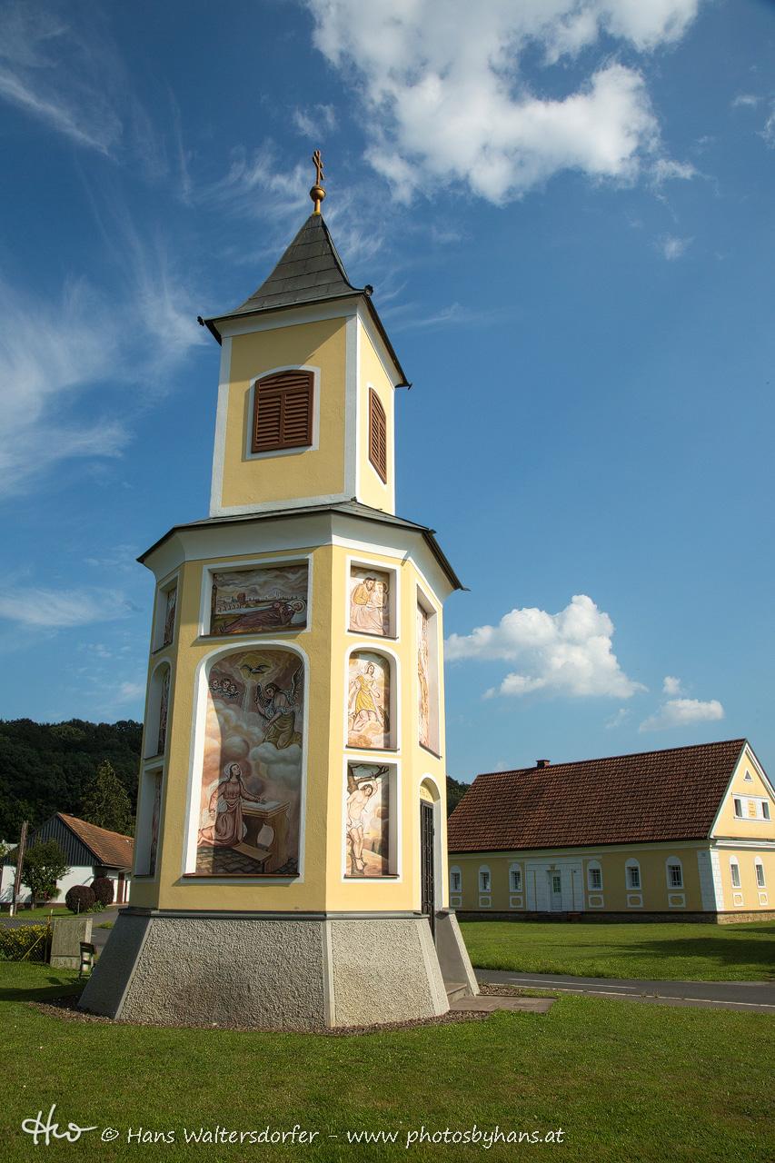Dorfkapelle von Oberspitz