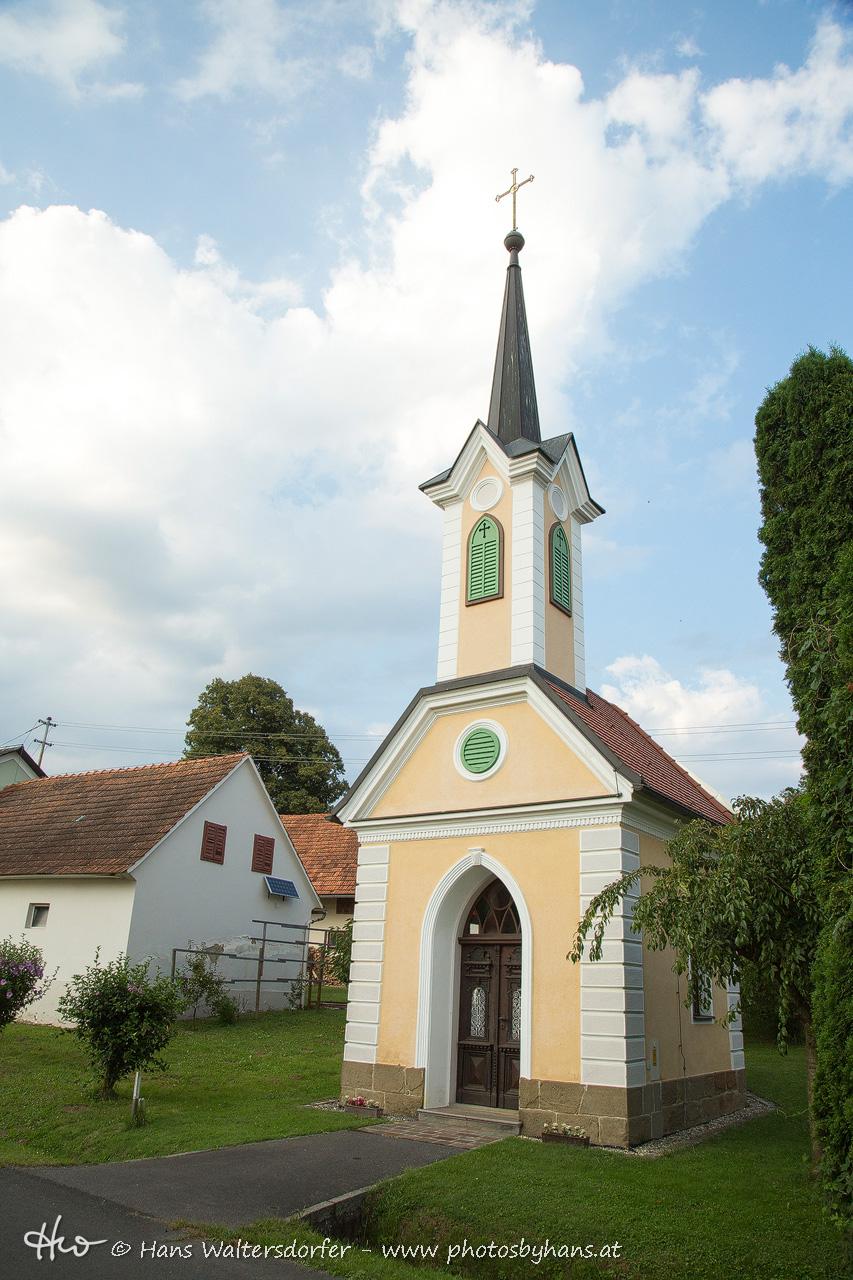 Dorfkapelle von Sulzbach