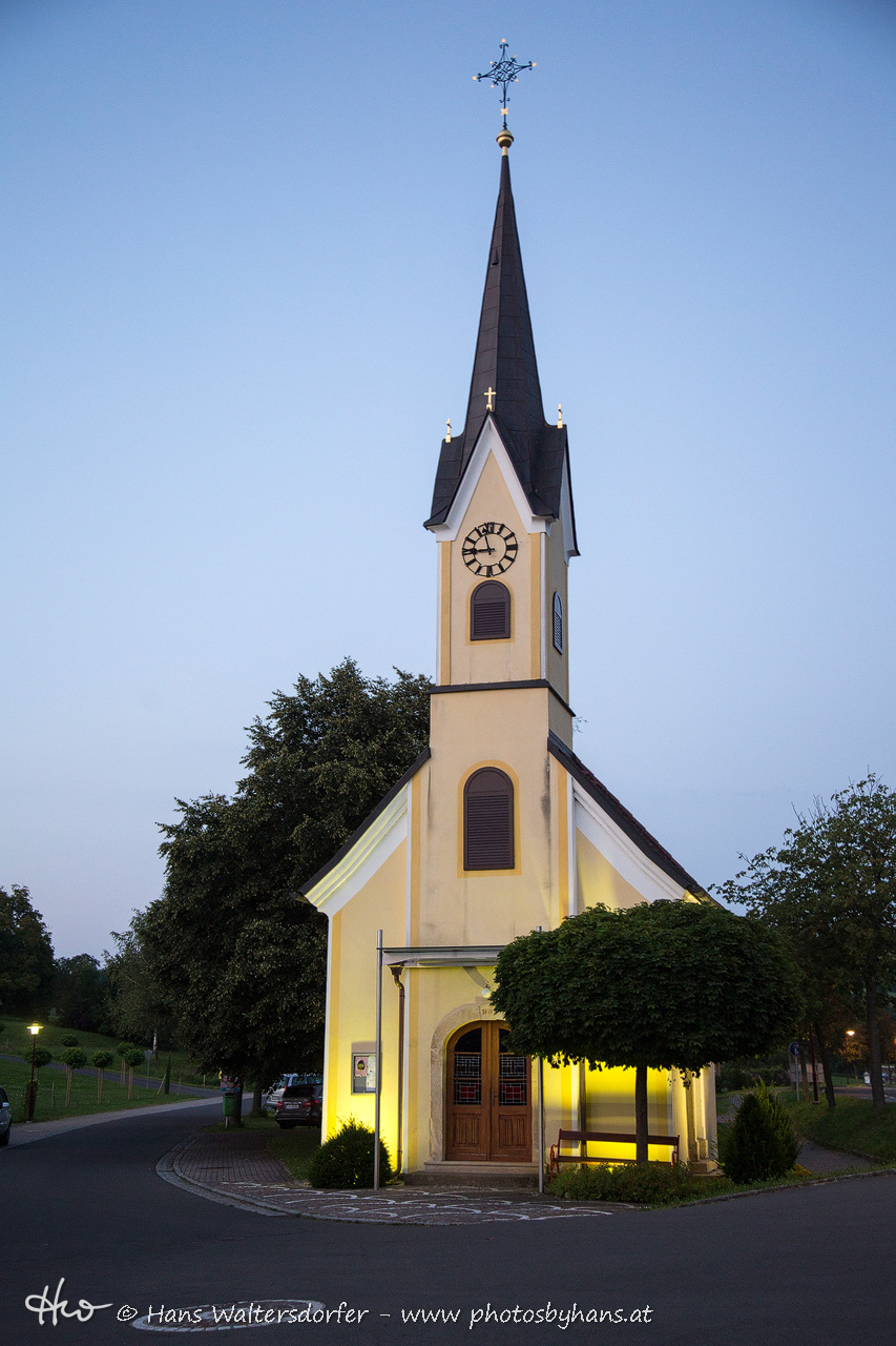 Dorfkapelle Bairisch Kölldorf