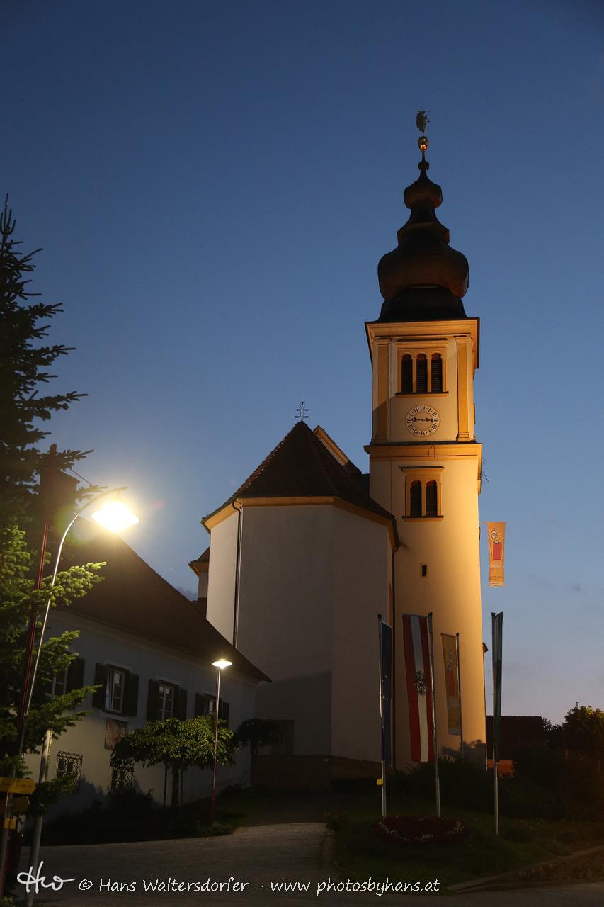 Pfarrkirche Trautmannsdorf